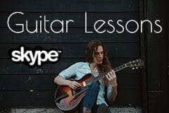 Guitar Lessons Sidebar